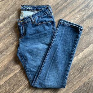 BULLHEAD HERMOSA Low-Rise Super Skinny Jeans 13